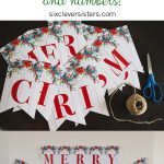 6 Free Printable Christmas Signs | Christmas | Pinterest | Merry   Free Printable Christmas Party Signs