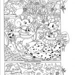 7 Places To Find Free Hidden Picture Puzzles For Kids   Free Printable Hidden Pictures For Kids