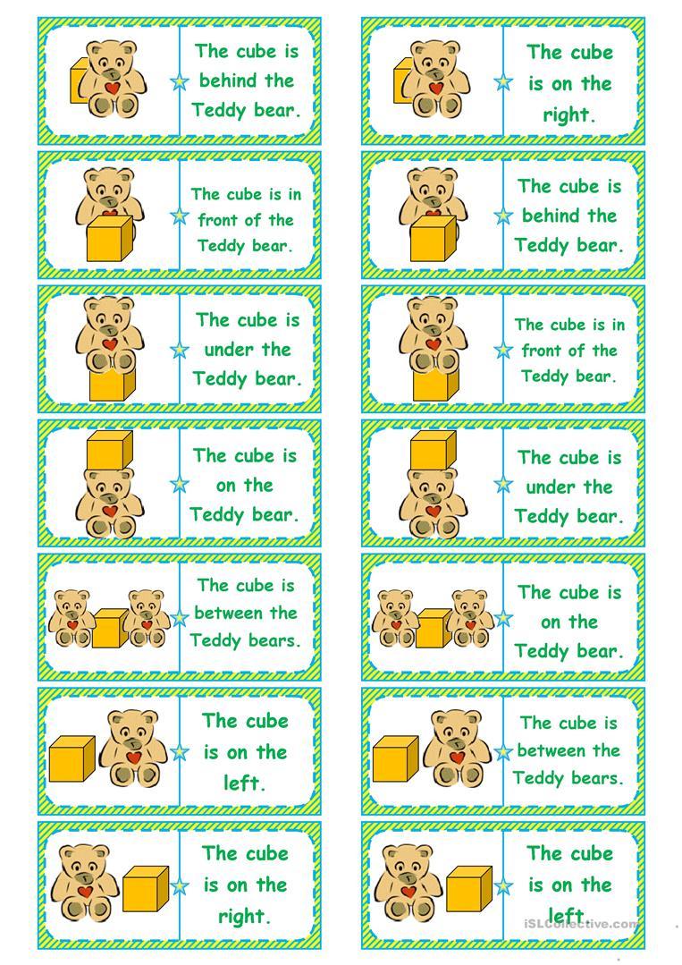 78970 Free Esl, Efl Worksheets Madeteachers For Teachers - Free Printable Memory Exercises