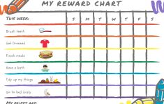 8 Of The Best Free Printable Kids Chore Charts ~ The Organizer Uk – Free Printable Job Charts For Preschoolers