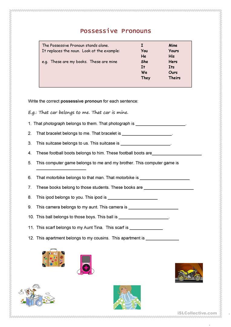 89 Free Esl Possessive Nouns Worksheets - Free Printable Possessive Nouns Worksheets