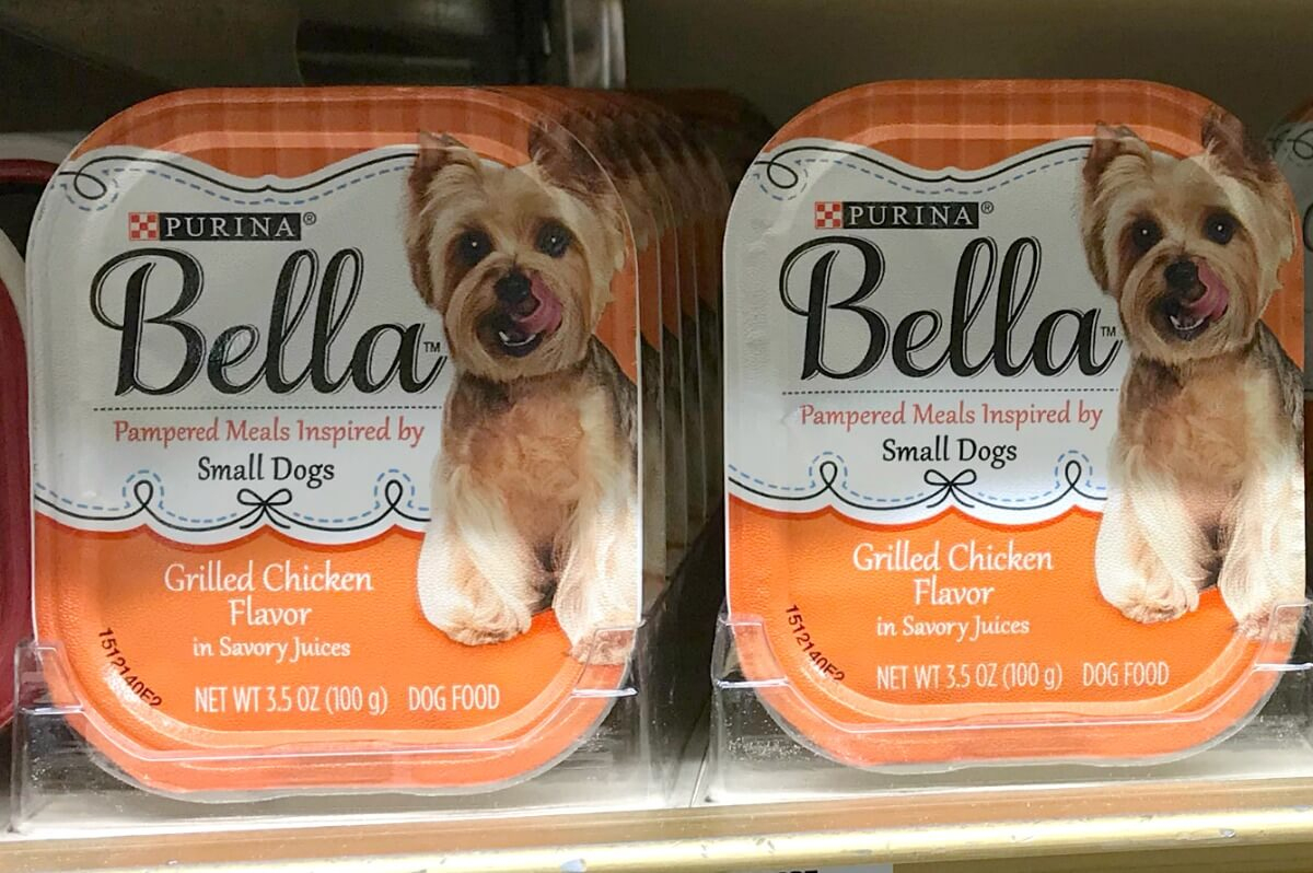 $9.50 In New Purina Bella Dog Food Coupons - 6 Better Than Free At - Free Printable Dog Food Coupons