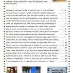 99 Free Esl Punctuation Worksheets   Free Printable Worksheets For Punctuation And Capitalization