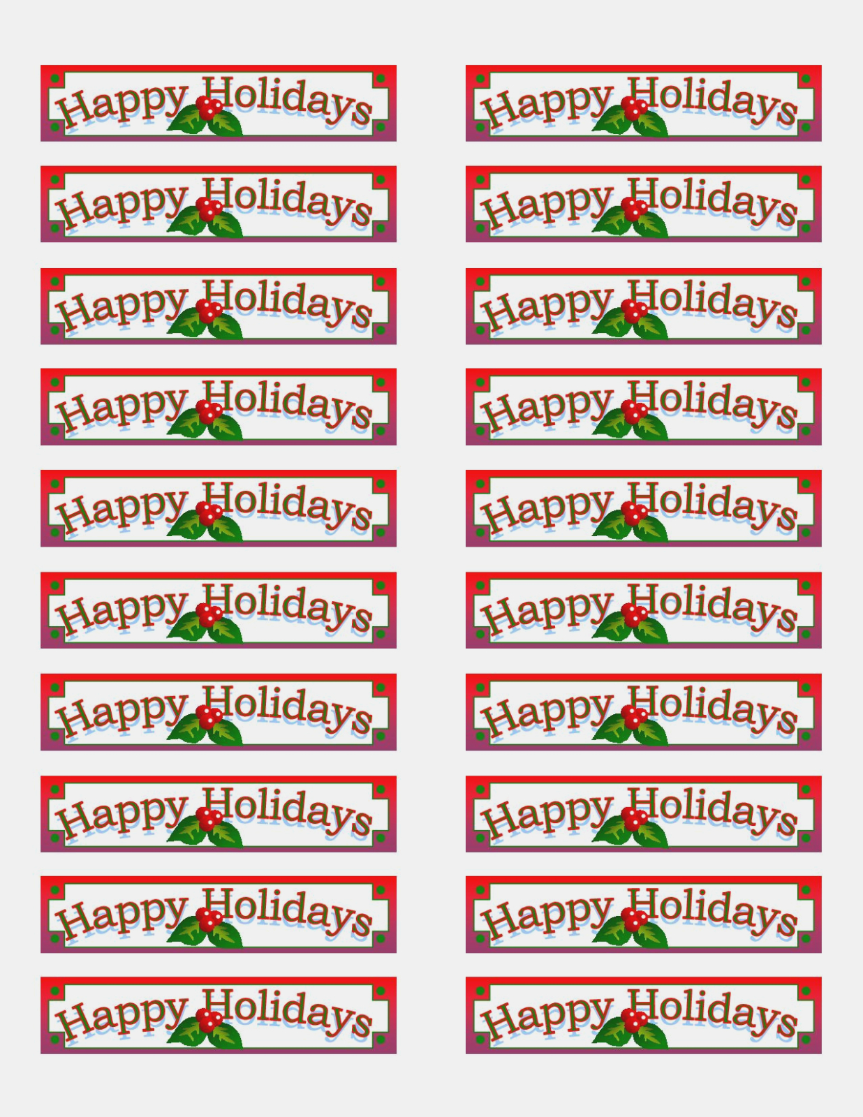 All You Need To Know About Free Avery | Label Maker Ideas - Free Printable Christmas Address Labels Avery 5160