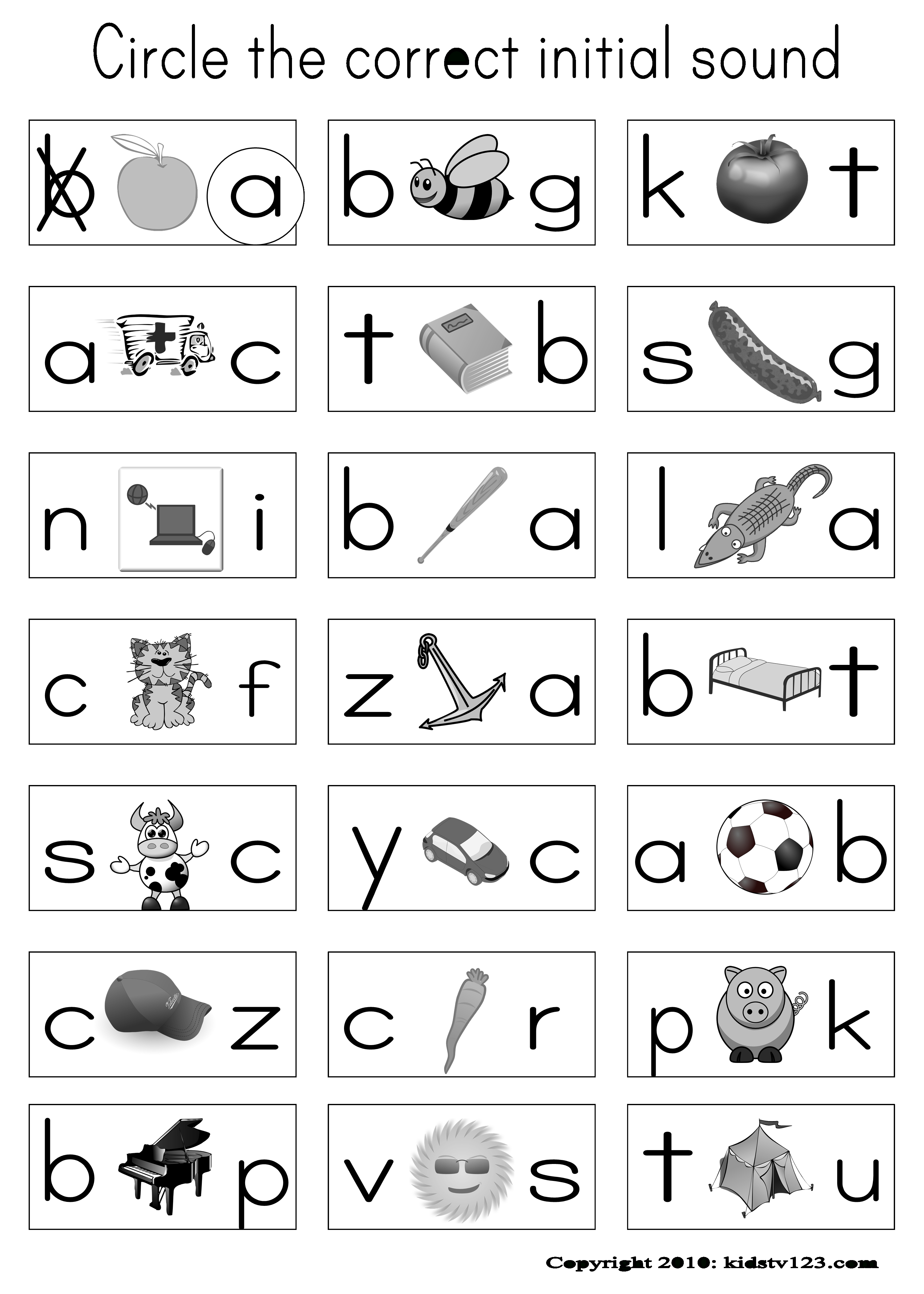Alphabet & Phonics Worksheets | Teaching Ideas | Pinterest | Phonics - Hooked On Phonics Free Printable Worksheets