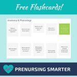 Ati Teas Science Flashcards   Nursing School Fun, We Can Do This   Free Printable Teas Study Guide