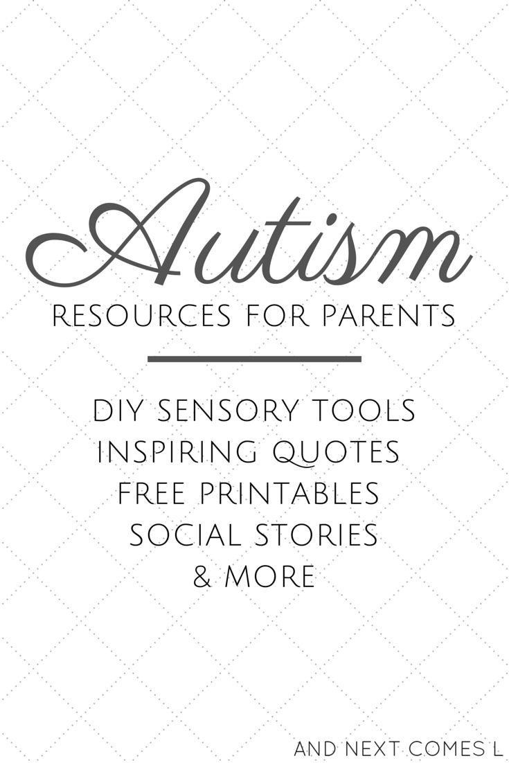 Autism Resources For Parents | Special Education | Pinterest - Free Printable Sensory Stories