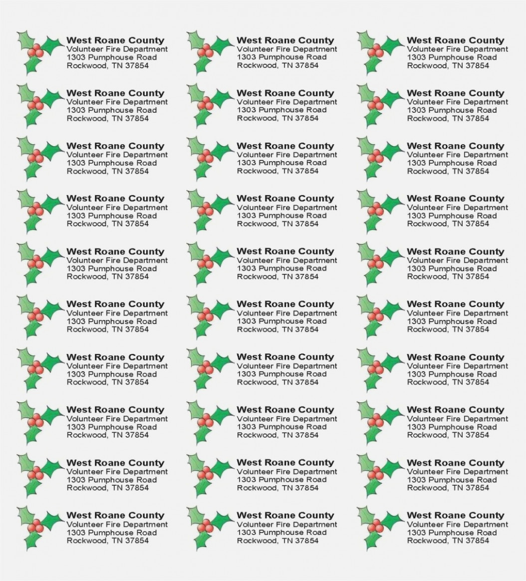 Avery Address Labels 15 Template New Free Christmas Return Address - Free Printable Return Address Labels