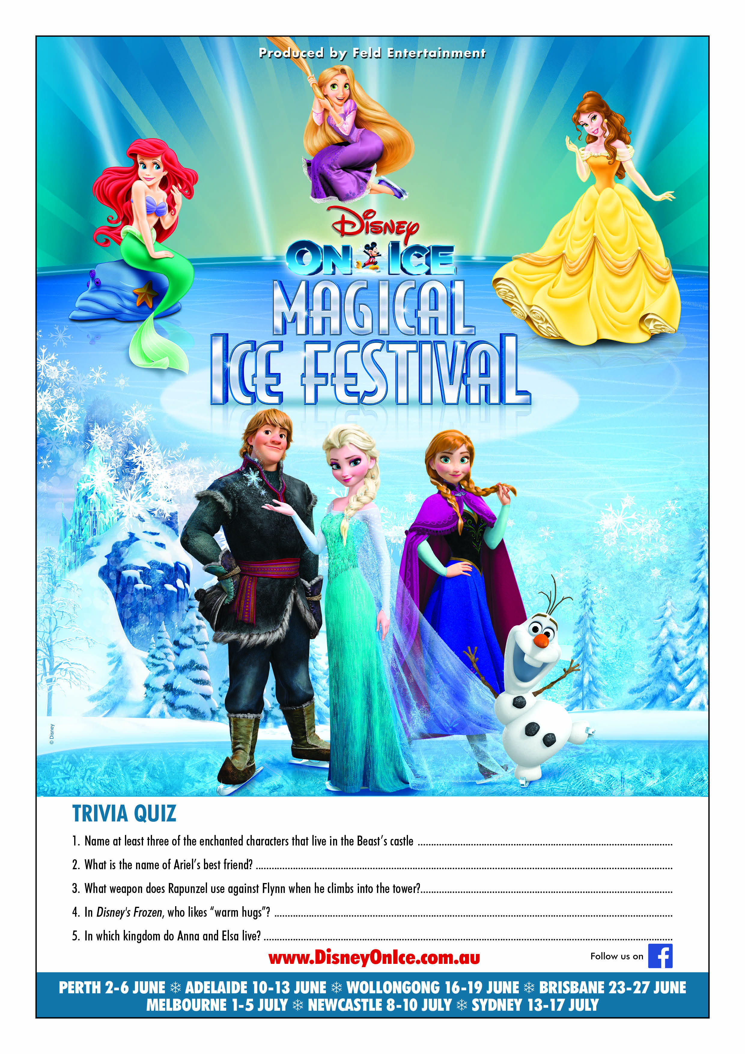 Awesome Free Printable Disney On Ice Activity Sheets Plus Your - Free Printable Disney Stories
