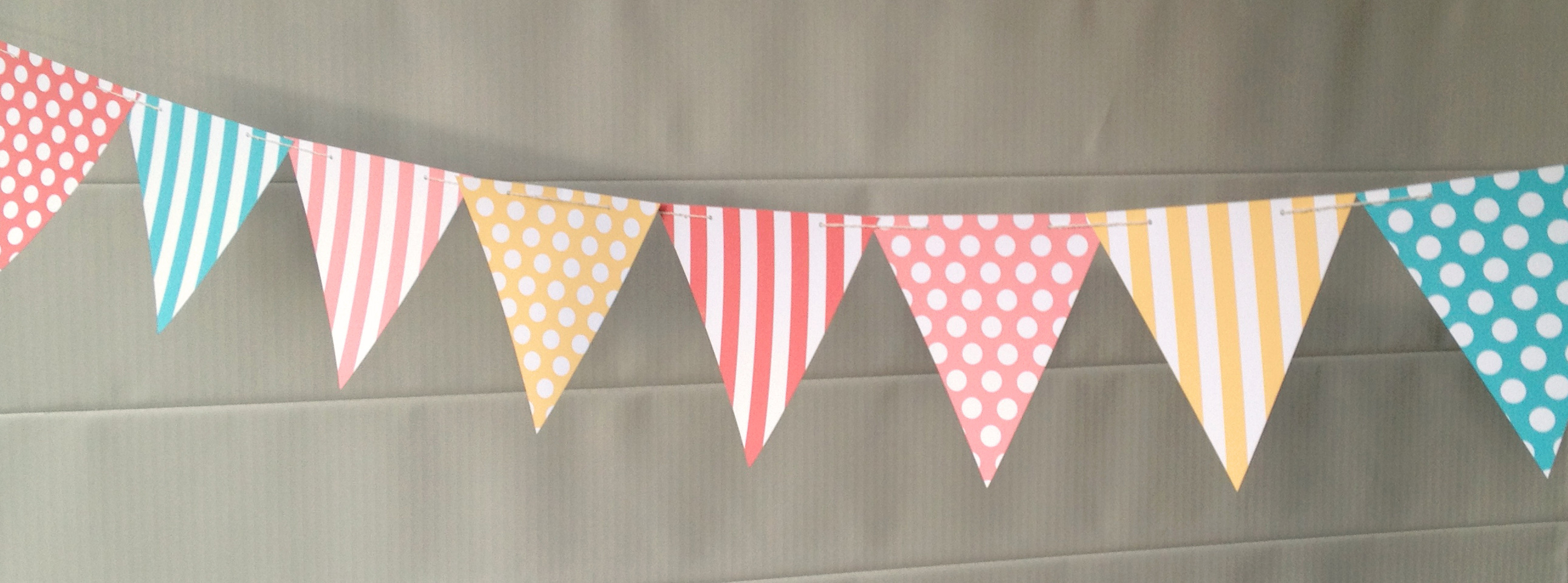 Baby Shower | - Baby Shower Bunting Free Printable