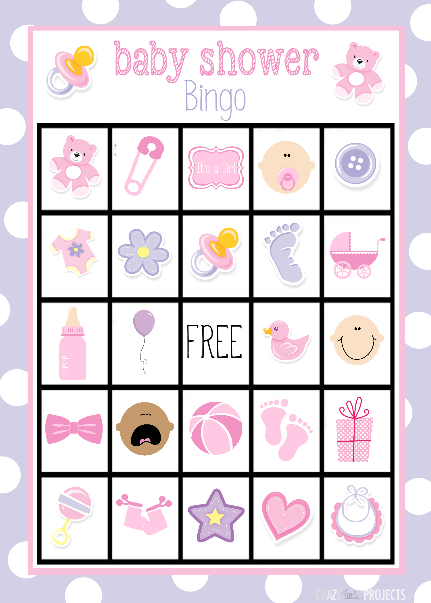 Baby Shower Bingo Cards | Baby Shower Ideas | Pinterest | Valentines - Baby Bingo Game Free Printable