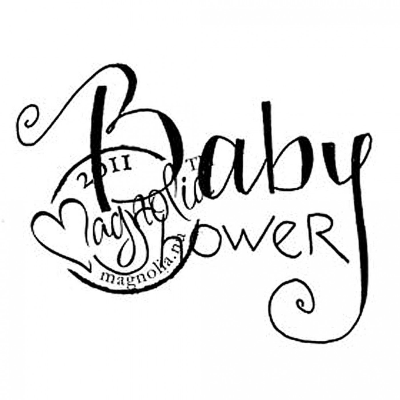 Baby Shower Coloring Pages Super Print Awful Free Printables - Free Printable Baby Shower Coloring Pages