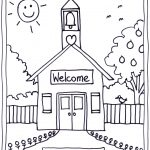 Back To School Coloring Pages Free Printables Image 22 … | Classroom   Free Printable Coloring Sheets For Back To School