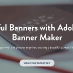 Banner Maker: Create Beautiful Banners Easily, For Free | Adobe Spark   Free Printable Banner Maker