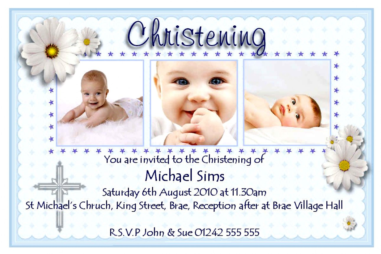 Baptism Greeting Cards Free Invitations Printable Christening - Free Printable Baptism Greeting Cards