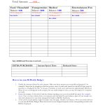 Bi Weekly Budget Calculator Spreadsheet Bonfires And Wine Livin   Free Printable Bi Weekly Budget Template