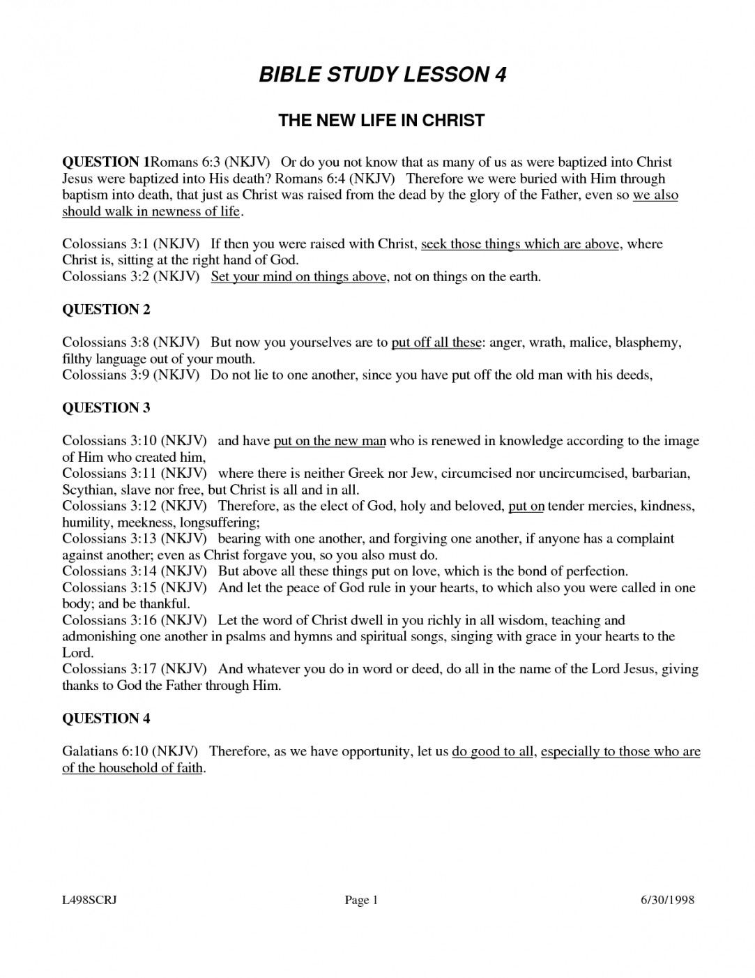 Bible Study Worksheets For Youth | Lostranquillos - Free Printable Bible Lessons For Youth