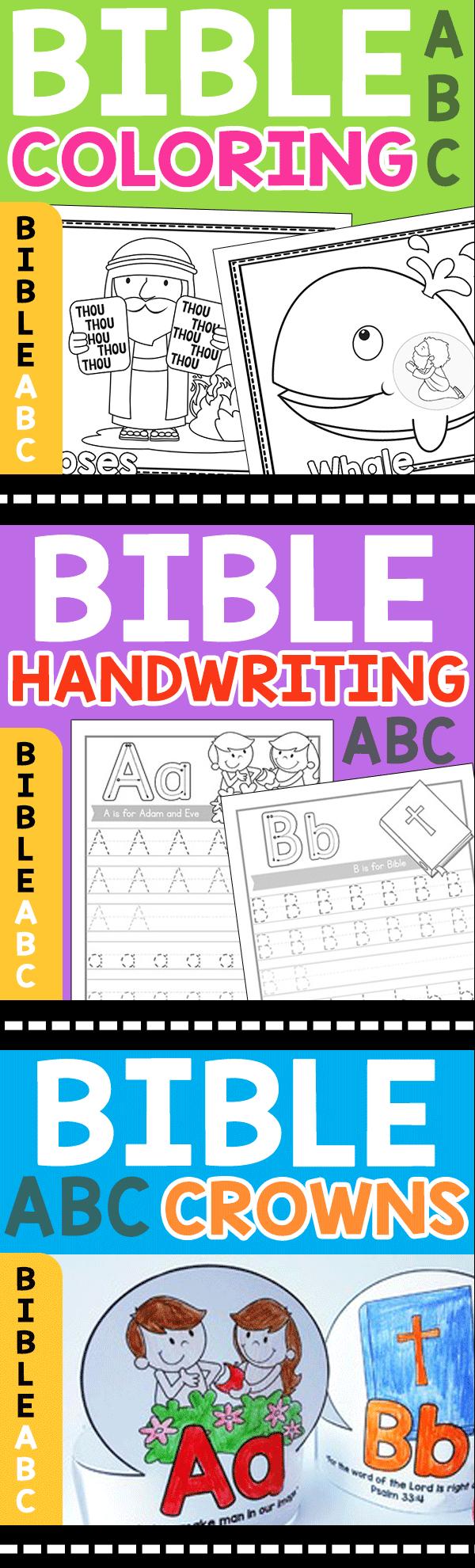 Bible Worksheets - Bible Story Printables - Free Printable Bible Games For Kids