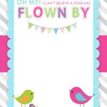 Bird Birthday Party With Free Printables   How To Nest For Less™   Free Printable Polka Dot Birthday Party Invitations