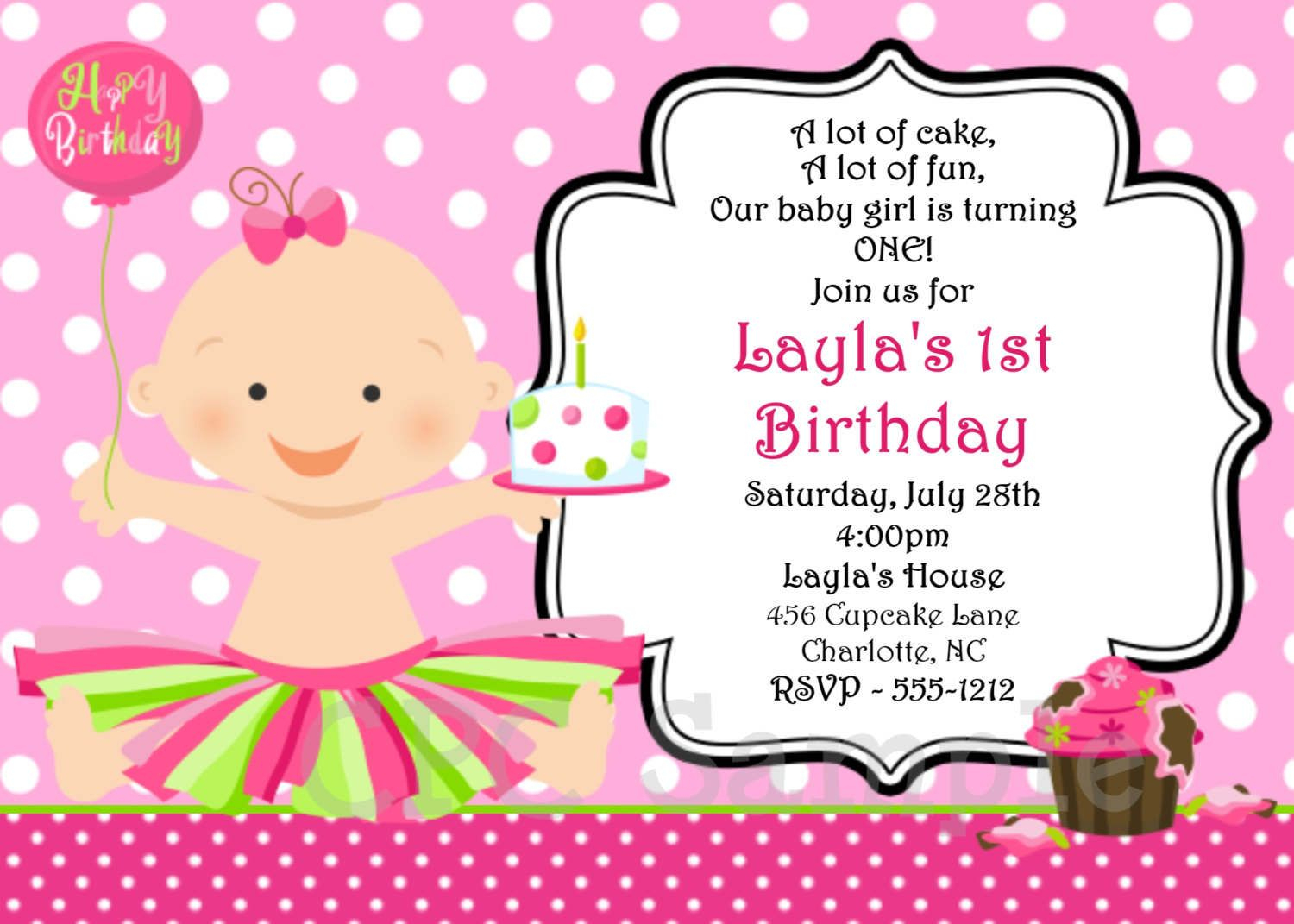 Birthday Invites Free Birthday Invitation Maker Images Downloads - Make Your Own Printable Birthday Cards Online Free