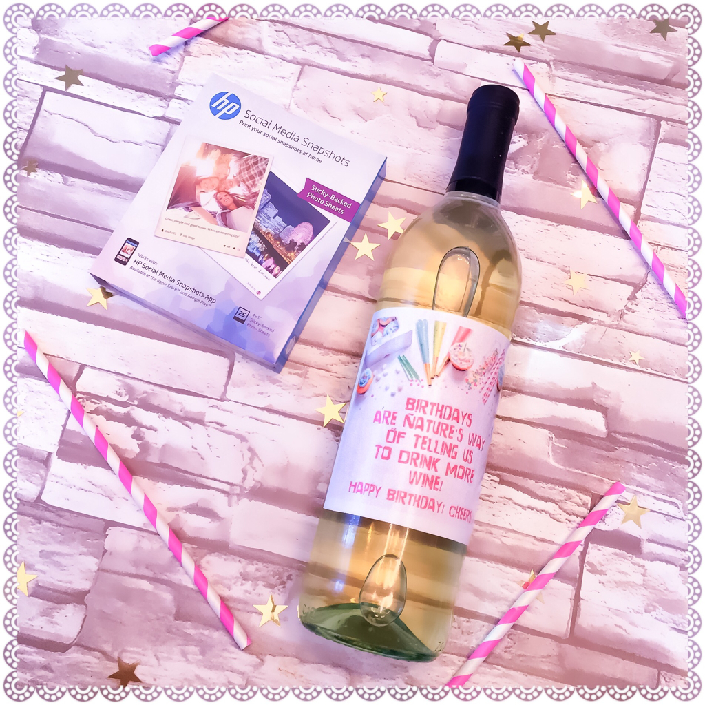 Birthday Wine Label Printable - The Trophy Wifestyle - Free Printable Wine Labels For Birthday