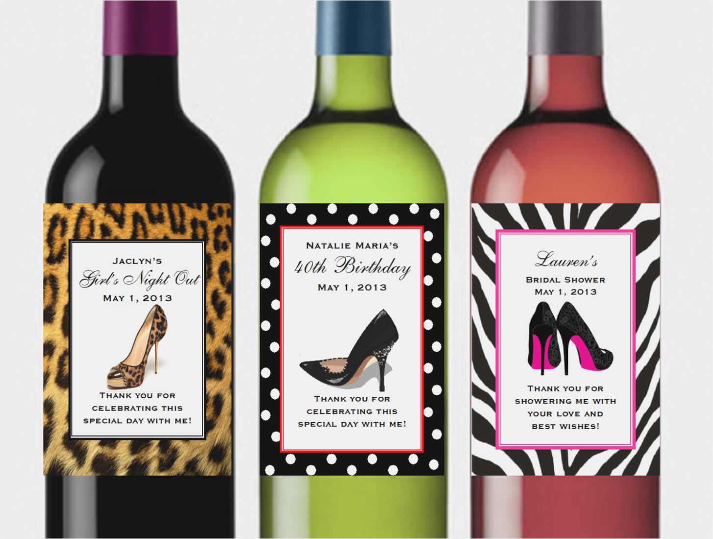 Birthday Wine Label Template Free – Best Happy Birthday Wishes - Free Printable Wine Labels For Birthday