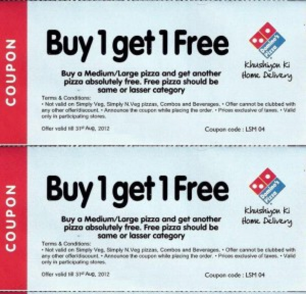 Bogo Free Coupons Printable | Free Printable - Bogo Free Coupons Printable