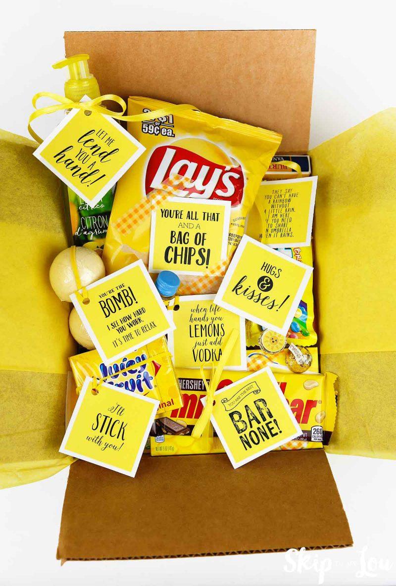 Box Of Sunshine   Skip To My Lou - Box Of Sunshine Free Printable