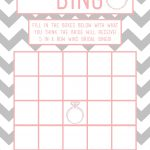 Bridal Bingo Template – 28 Images – Free Printable Bridal Shower   Free Printable Bridal Shower Bingo