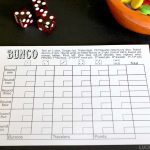 Bunco Score Sheet Free Printable     Printable Bunco Score Cards Free