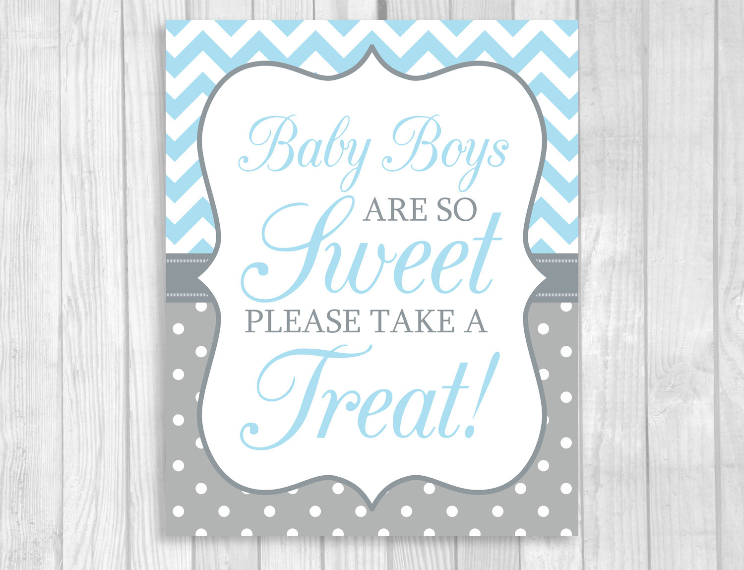 Candy Table Signs For Baby Shower - Baby Shower Ideas - Free Printable Baby Shower Table Signs