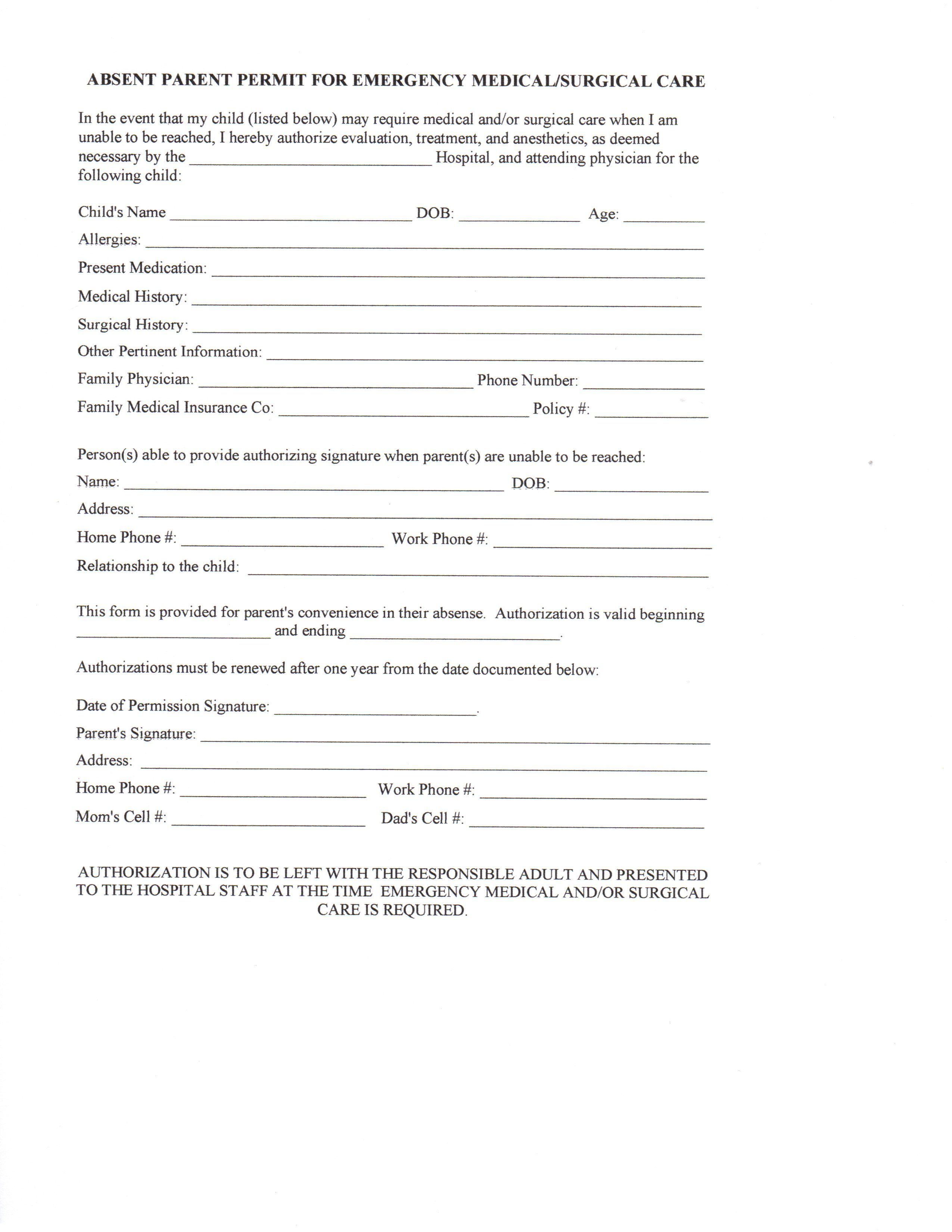 Child Care Provider Tax Form For Parents – 24 Daycare Receipt - Free Printable Daycare Forms For Parents