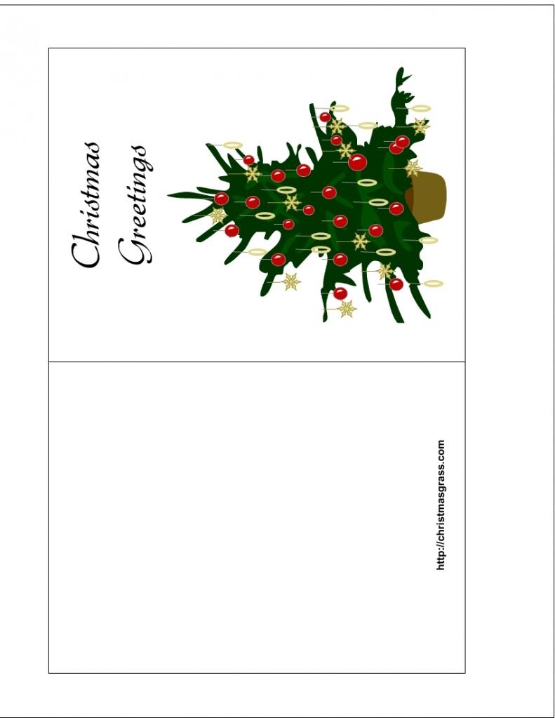 Christmas Cards Download Free Printable – Festival Collections - Christmas Cards Download Free Printable