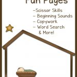 Christmas Fun Pages: Free 15-Page Worksheet Set – Mamas Learning Corner – Christmas Fun Worksheets Printable Free