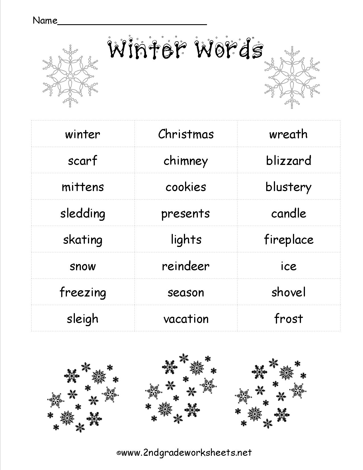 Christmas Worksheets And Printouts - Christmas Fun Worksheets Printable Free