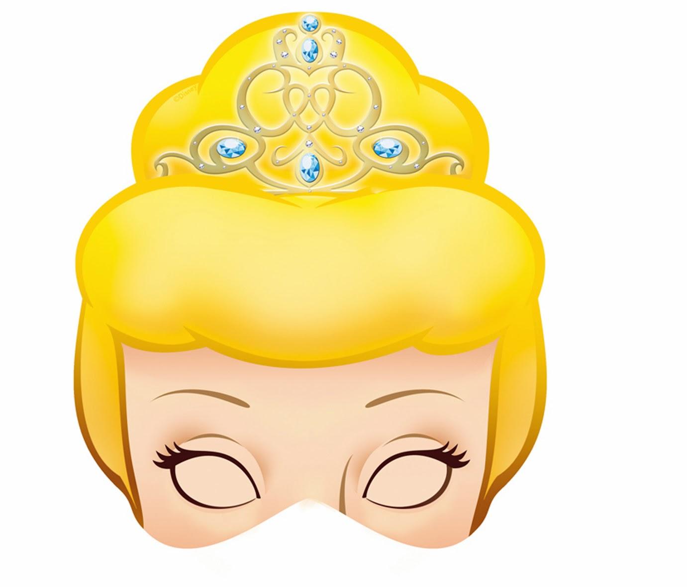Cinderella Free Printable Masks. | Oh My Fiesta! In English - Free Printable Wizard Of Oz Masks