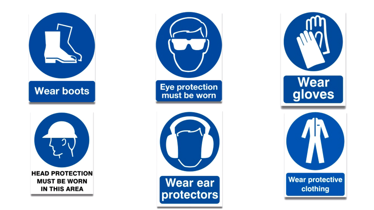 Citb Health & Safety Awareness Course - Cscs Green Cards - Free Printable Health And Safety Signs