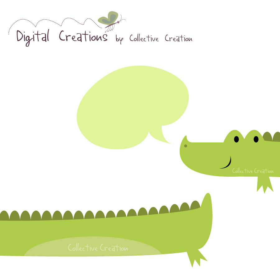 Clipart See You Later Collection - See You Later Alligator Free Printable