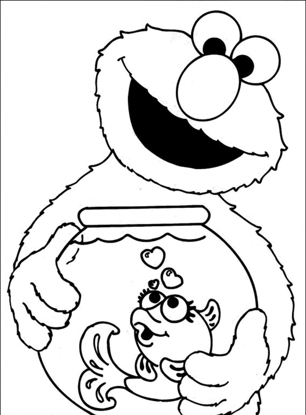 Coloring Pages ~ Coloring Pages Free Printable Best Of Printoad Elmo - Elmo Color Pages Free Printable