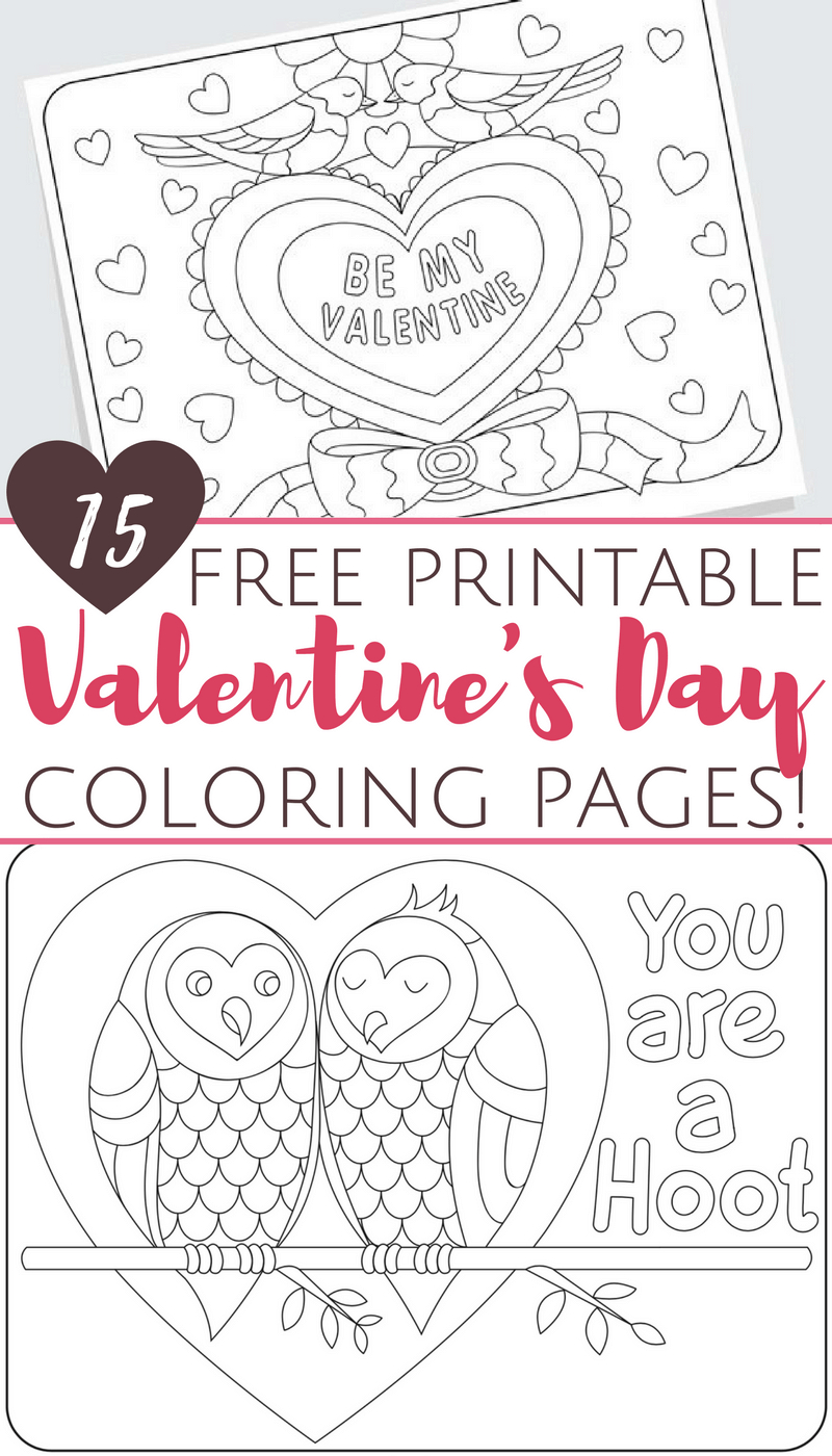 Coloring Pages ~ Coloring Pages Free Printable Valentines Day For - Free Printable Valentine Books