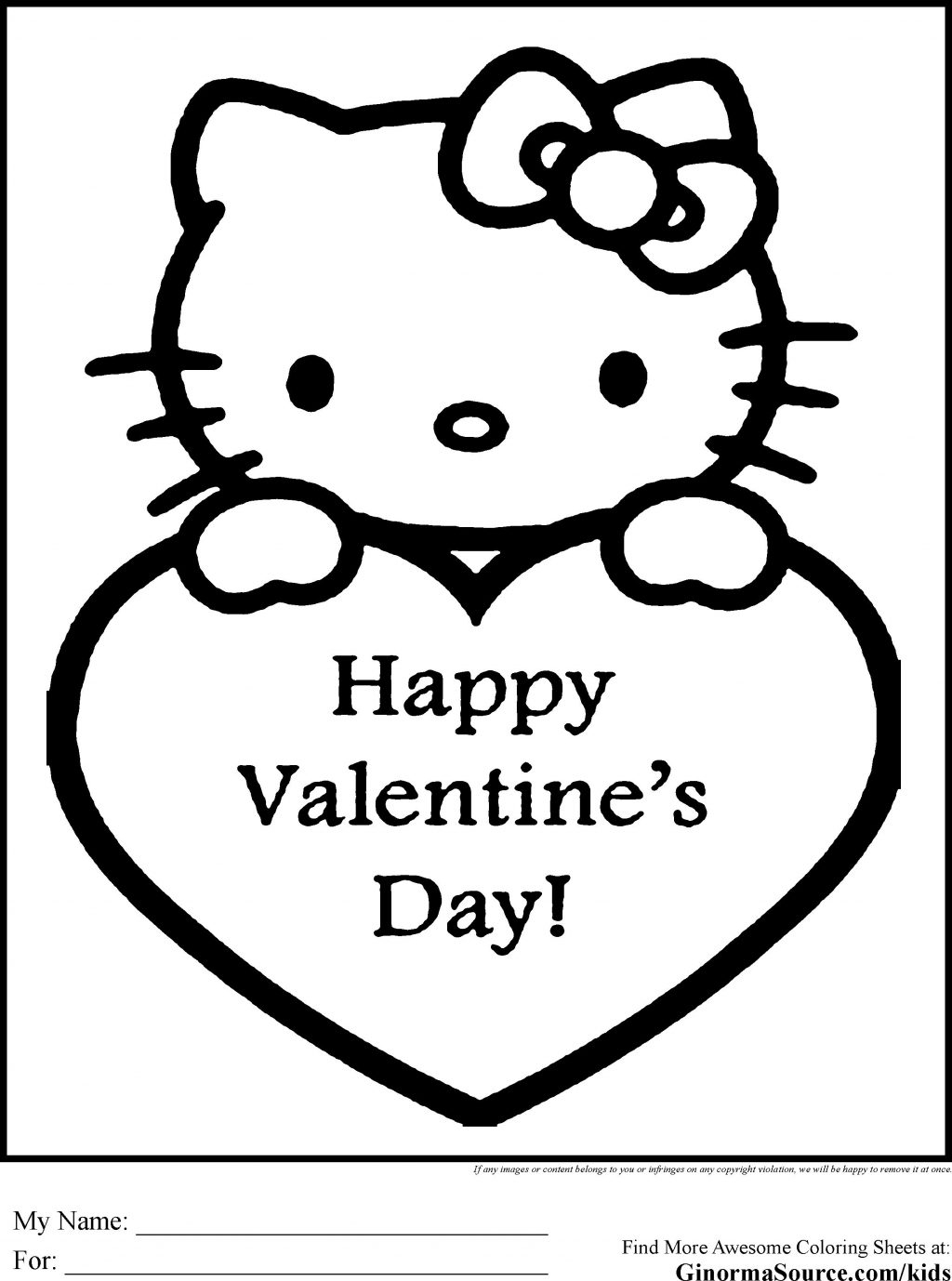Coloring Pages ~ Coloring Pages Free Valentine For Kidsable Disney - Free Printable Disney Valentine Coloring Pages