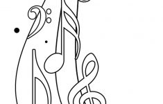 Free Printable Pictures Of Music Notes
