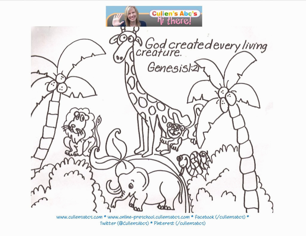 Coloring Pages : Coloring Pages Printable Bible Creation Frees - Free Printable Bible Characters Coloring Pages