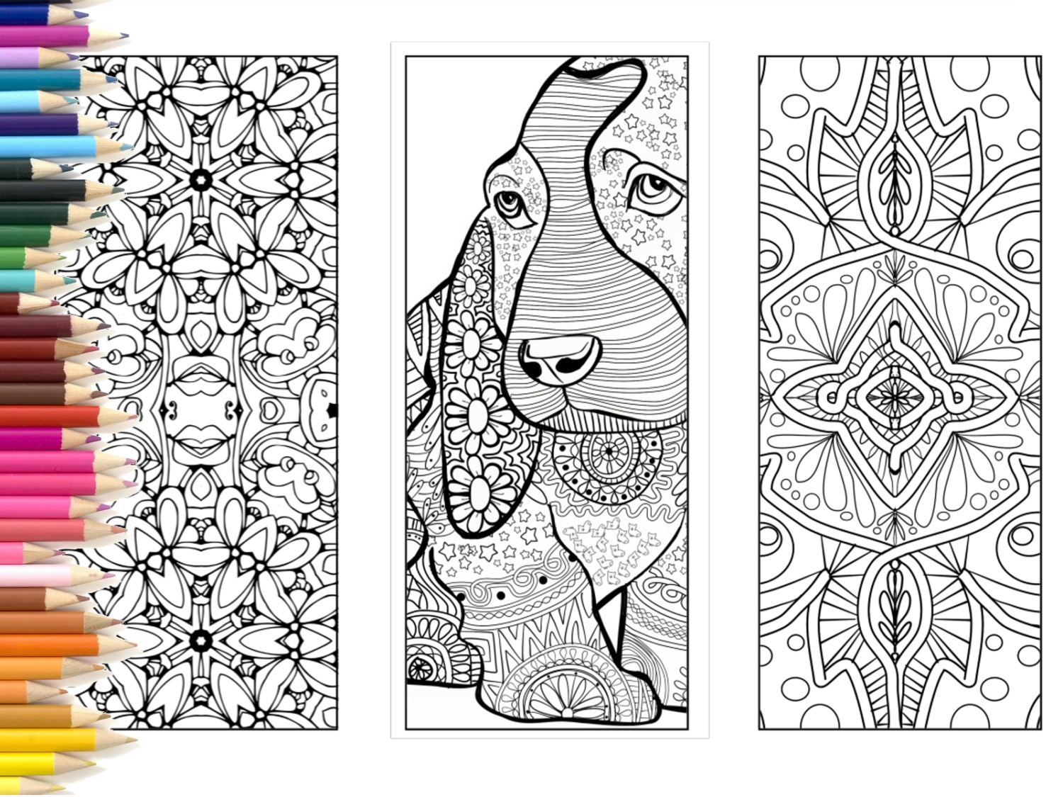 Coloring Pages ~ Coloring Pages Printable Bookmarks For Kids - Free Printable Bookmarks To Color