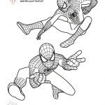Coloring Pages : Coloringges Free Printable Spiderman Colouring And   Free Printable Spiderman Coloring Pages