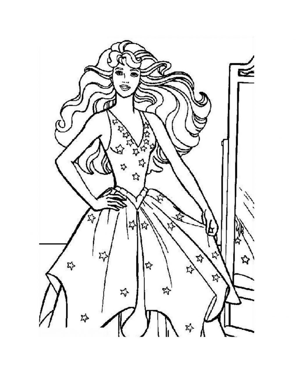 Coloring Pages ~ Disney Princess Free Coloring Pagesable Elsa Merida - Free Printable Princess Coloring Pages