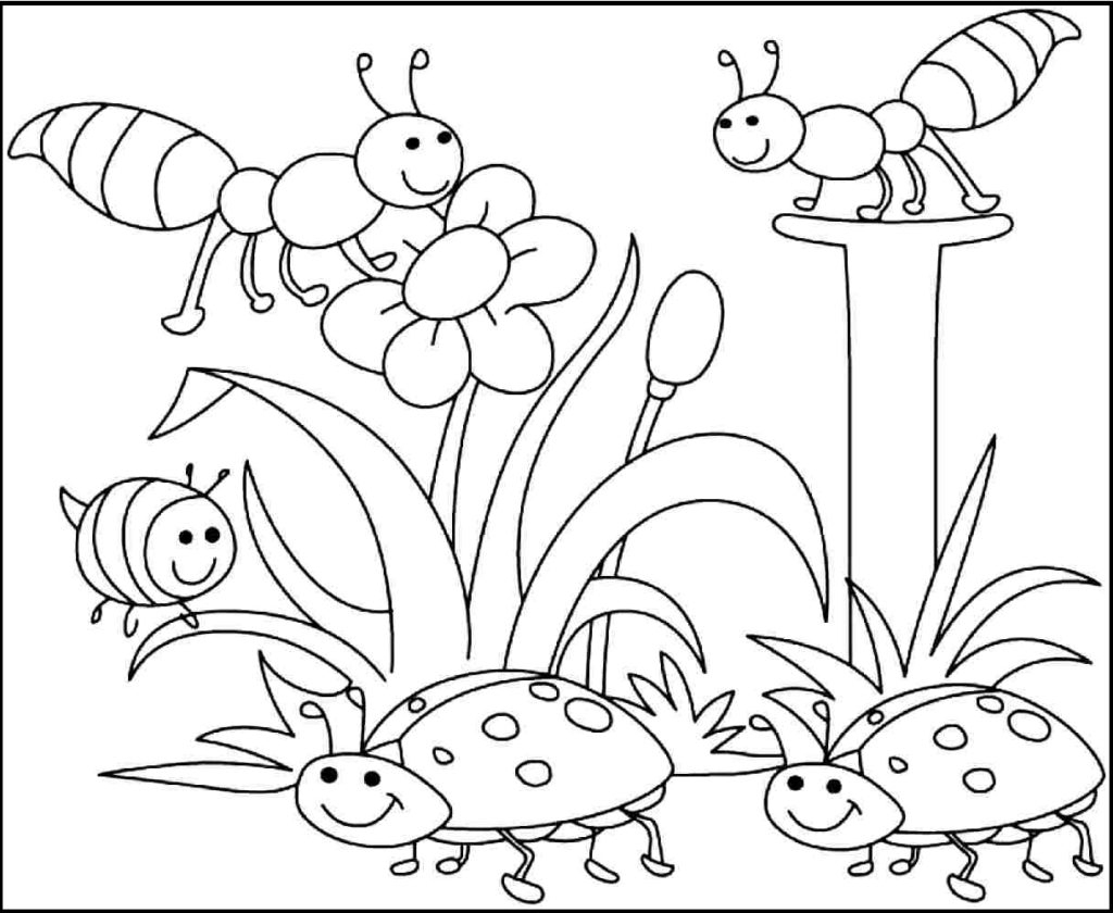 Coloring Pages : Free Coloring Pages For Kids Printable Sheets - Free Printable Pages For Preschoolers
