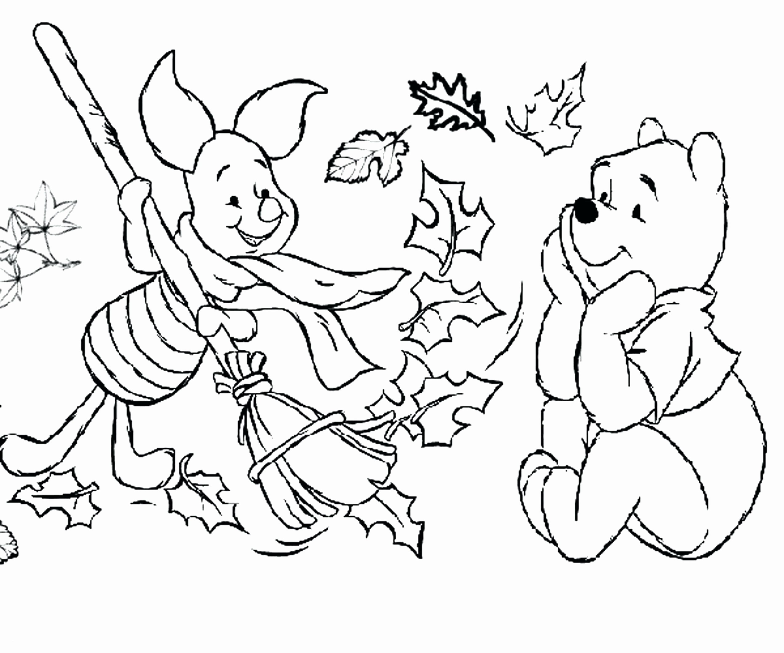 Coloring Pages ~ Free Fall Coloring Sheets Funny Autumn Day Pages - Free Printable Fall Coloring Pages