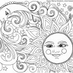 Coloring Pages : Free Printable Coloring Pages With Quotes Sun For   Free Printable Coloring Books For Adults