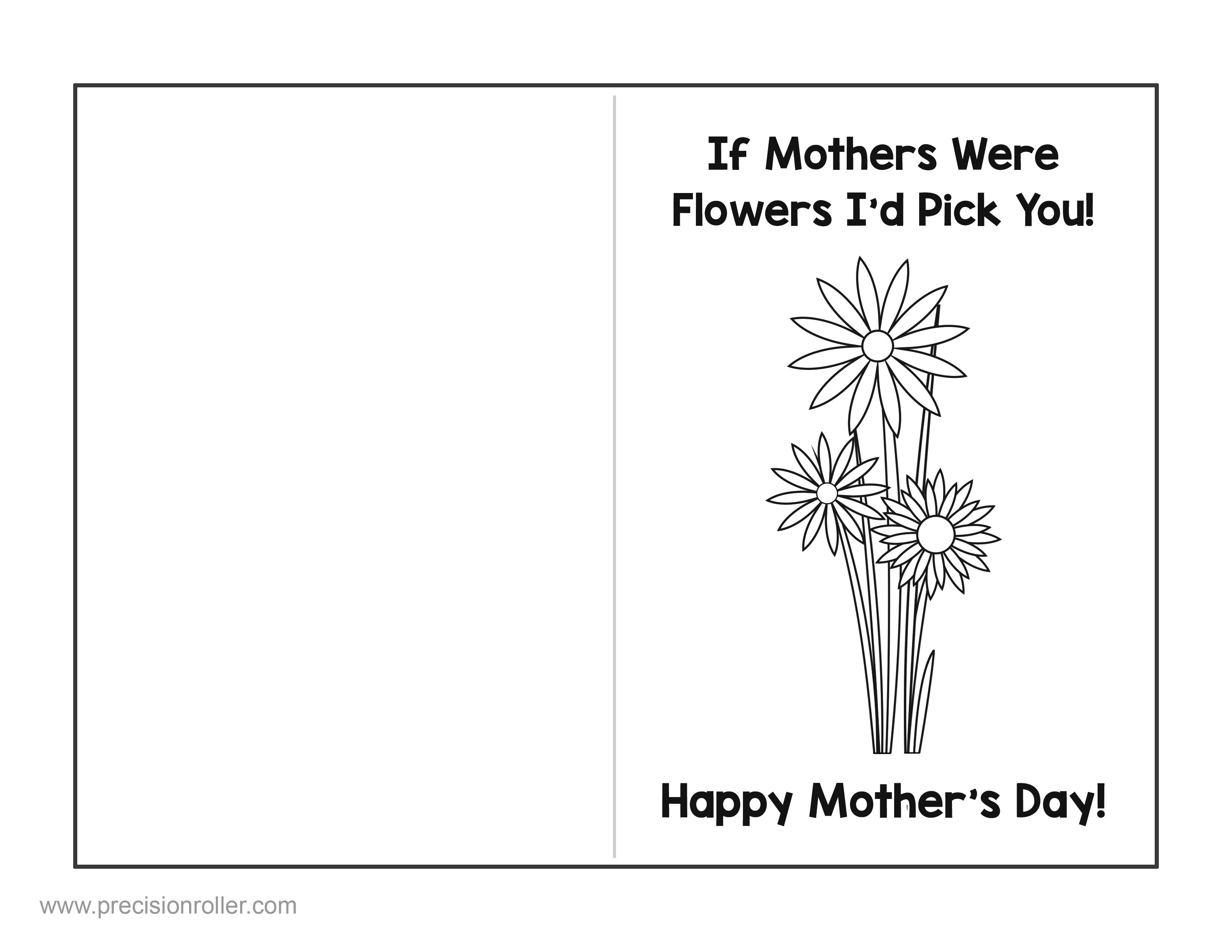 Coloring Pages ~ Free Printable Mothers Dayng Pages Castle - Free Printable Mothers Day Cards To Color